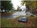 SJ8990 : St Mary's Churchyard by Gerald England