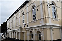 SX4358 : Saltash Guildhall by N Chadwick