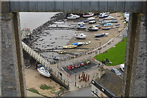 SX4358 : Town Quay by N Chadwick