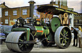 SD7807 : Aveling and Porter Steamroller by David Dixon