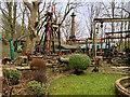 SD7208 : Fred's Garden by David Dixon