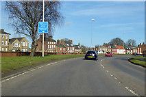 TF4509 : B198 South Brink, Wisbech by Robin Webster