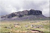 SH7344 : Carreg y Fran, Gwynedd by Jeff Buck