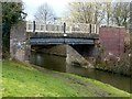 SK4229 : Acre Lane Bridge, No.5, Trent and Mersey Canal by Alan Murray-Rust