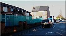 SK5845 : Burford Street, Arnold, Notts. by David Hallam-Jones