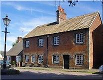 TL5234 : Newport, Essex: cottages in Church Street by Stefan Czapski