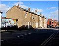 SJ2977 : Brook Street towards Sainsbury's, Neston by Jaggery