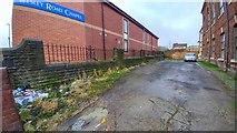 SE2733 : Wesley Road, Armley, Leeds by Mark Stevenson