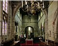 SK4129 : Church of All Saints, Aston-on-Trent by Alan Murray-Rust