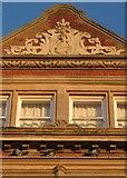 TM1714 : Façade, Nat West bank, Town Square by Duncan Graham