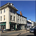 SP2864 : Corner of Jury Street and Church Street, Warwick by Robin Stott