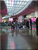 TQ3884 : Inside Stratford Westfield shopping centre by Julian Osley