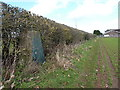 SP2583 : Hollyberry End trig by Richard Law