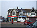 TA0628 : Shops on Anlaby Road, Hull by JThomas