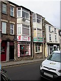 ST5393 : Hair Force 1, Moor Street, Chepstow by Jaggery