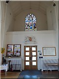TQ2160 : Inside St Martin of Tours Epsom (2) by Basher Eyre