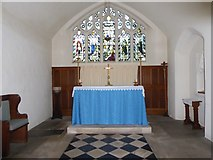 TQ2160 : Inside St Martin of Tours Epsom (8) by Basher Eyre