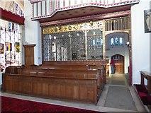 TQ2160 : Inside St Martin of Tours Epsom (10) by Basher Eyre