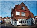 TG0443 : The George, Cley-next-the-Sea by Malc McDonald