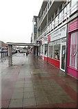 TM1714 : Jackson Road shops - west side of street by Duncan Graham
