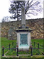 TQ5846 : Boer War Memorial, Tonbridge by PAUL FARMER
