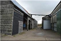 TL5251 : Chalkhill Farm by N Chadwick