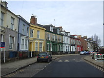 TA0828 : Houses on Coltman Street, Hull by JThomas