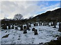 NN6207 : Old Cemetery by Gerald England