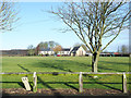 NZ3343 : Grassed area, Littletown by Trevor Littlewood
