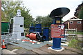 SO4939 : Hereford Waterworks Museum - Balsdean Pump by Chris Allen