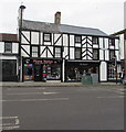 ST5393 : Phone Station, Moor Street, Chepstow by Jaggery