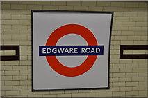 TQ2781 : Edgware Rd by N Chadwick