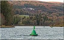 NH6037 : Navigation Buoys by valenta