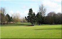 NZ2811 : Blackwell Grange Golf Course by Gordon Hatton