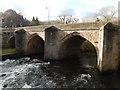 SK2960 : Matlock Bridge by Stephen McKay