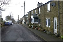 NY9084 : Armstrong Street, Ridsdale by Russel Wills