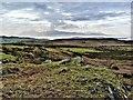 NS0665 : Leanantesken Hill - Isle of Bute by Raibeart MacAoidh