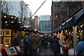 SJ8398 : Manchester Christmas Market by N Chadwick