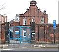 SK3487 : Community Health Centre, Winter Street, Sheffield by David Hallam-Jones