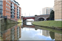 SJ8297 : On the Bridgewater Canal (7) by Anthony O'Neil