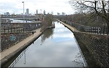 SJ8196 : On the Bridgewater Canal (10) by Anthony O'Neil