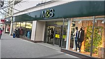 TM1714 : M and S Clacton on Sea by malcolm rayment