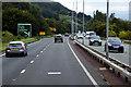 SH8178 : North Wales Expressway between Mochdre and Llandudno by David Dixon
