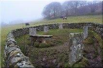 SK2276 : The Riley graves. by steven ruffles