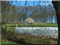 ST1177 : View towards Abernodwydd Farmhouse, St Fagans National History Museum by Robin Drayton