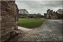 SO5074 : Ludlow Castle, Ludlow by Brian Deegan