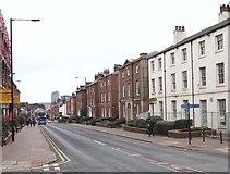 SK3487 : Glossop Road, Sheffield by David Hallam-Jones