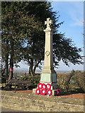 NT1067 : Kirknewton and East Calder War Memorial by Anne Burgess