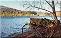 NH6037 : Stone Breakwater by valenta