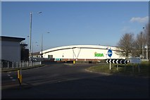 SD6409 : Asda Supermarket, Middlebrook by Mark Anderson